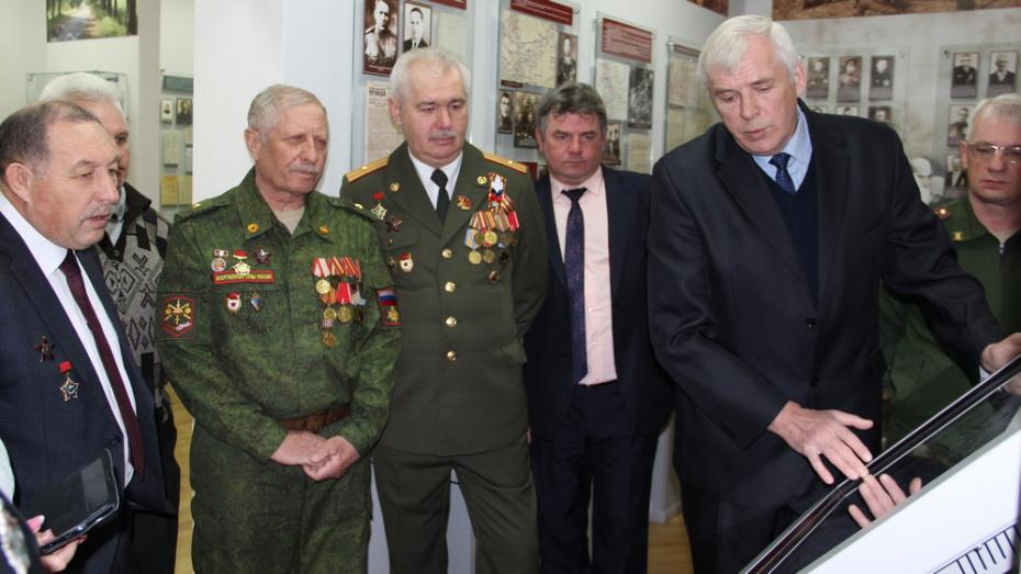 Новохоперцев пригласили на виртуальную выставку о педагоге Валерии Иванкове 21 марта