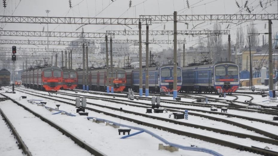 Лискинские полицейские раскрыли кражу в поезде