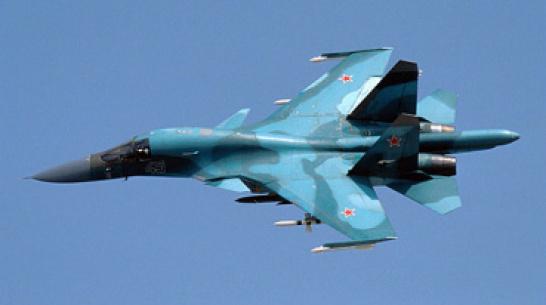 Истребители и бомбардировщики проведут «воздушные бои» в небе над Воронежской областью