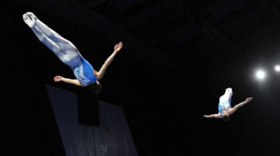 Воронежский батутист завоевал золотую медаль Кубка России