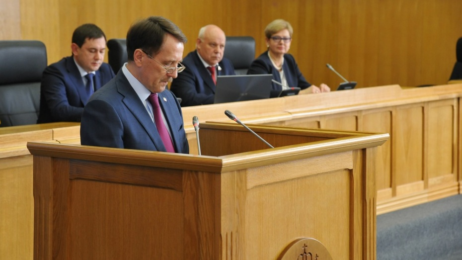 Губернатор: Воронежская область укрепит муниципальные поселения