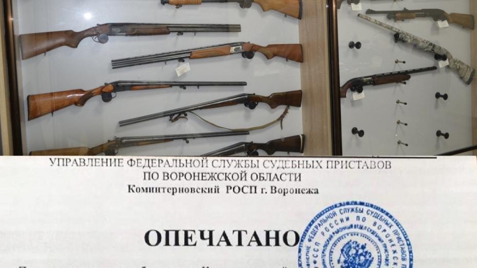 В Воронеже закрыли оружейный магазин, который «крышевала» сотрудница Росгвардии