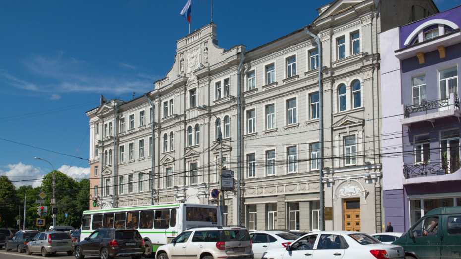 В мэрии Воронежа назначили нового руководителя контрольно-аналитического управления