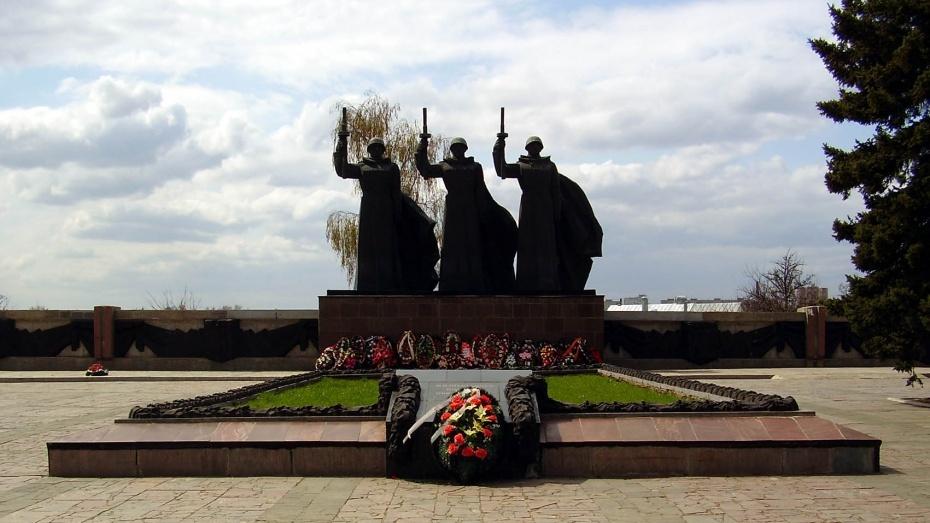 В 2019 году в Воронежской области благоустроят 9 воинских захоронений