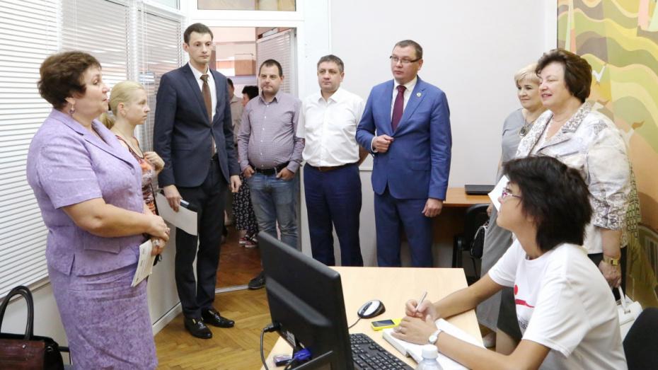 В ВГТУ открылся бесплатный консультационный центр для воронежцев