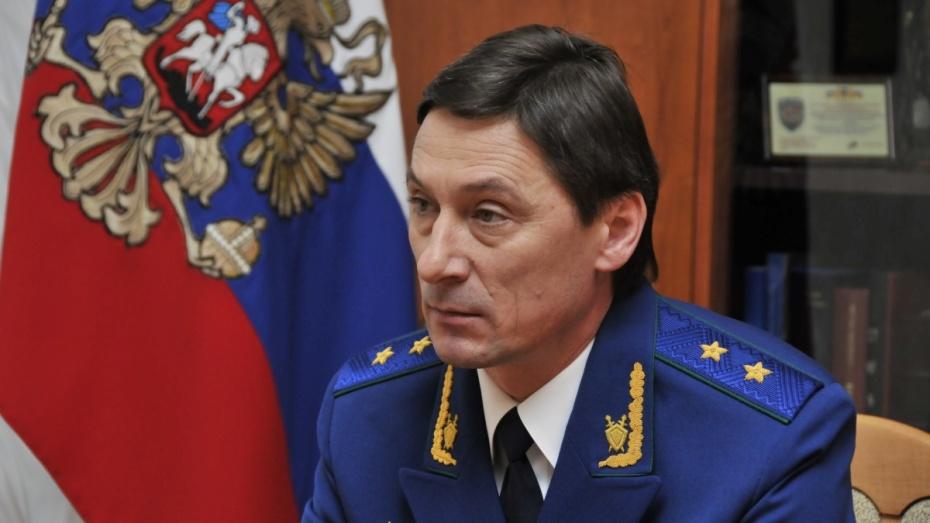 Главный прокурор Воронежской области заработал 2,7 млн рублей в 2017 году