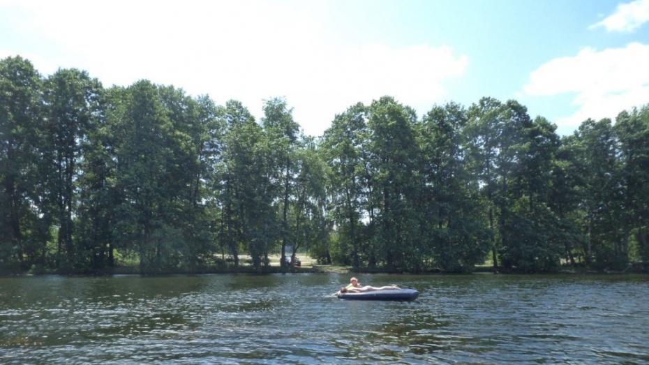 Под Воронежем в реке Усманка утонули двое мужчин
