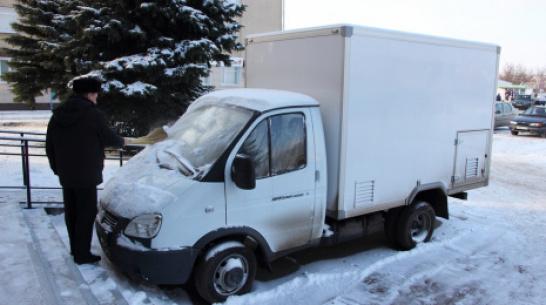 В Каменском районе для доставки продуктов сельчанам приобрели автолавку за 1,6 млн рублей