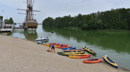 В Воронеже стартовали бесплатные экосплавы