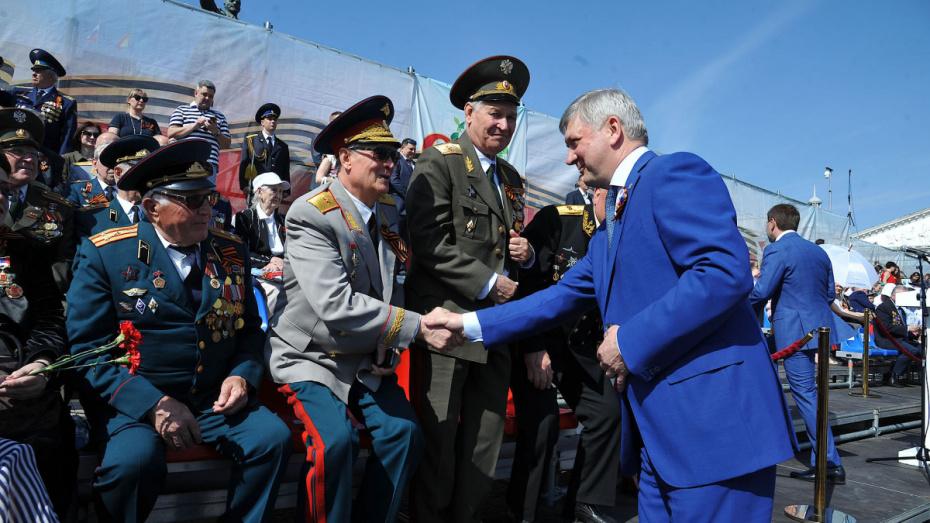Воронежский губернатор: «Ни одна просьба ветерана не должна остаться без внимания»