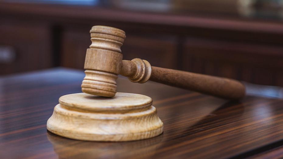 Под Воронежем мужчину приговорили к 8 годам колонии за убийство собутыльника