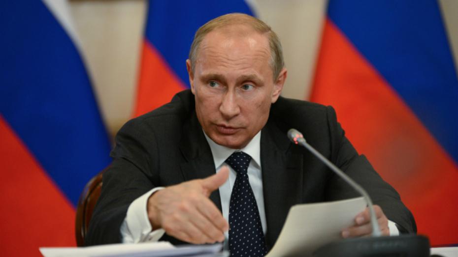 Путин подписал указ о повышении окладов госслужащих на 3%
