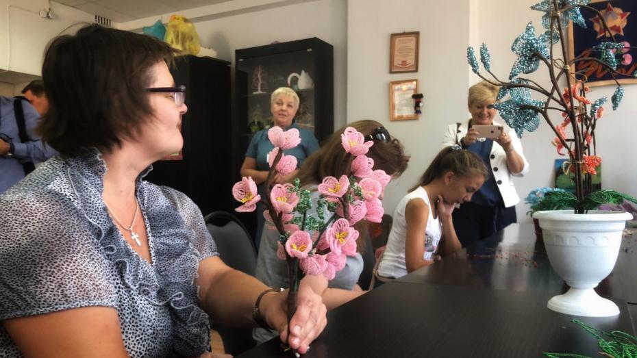 Представители ООН побывали в воронежском центре реабилитации для инвалидов