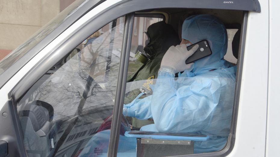 Воронежская семья заразилась коронавирусом от близкой родственницы