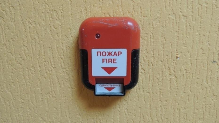 Воронежские ТЦ оштрафовали на 850 тыс рублей из-за нарушений пожарной безопасности