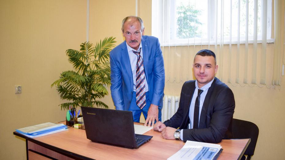 В Лисках открыли Центр противодействия коррупции в органах госвласти