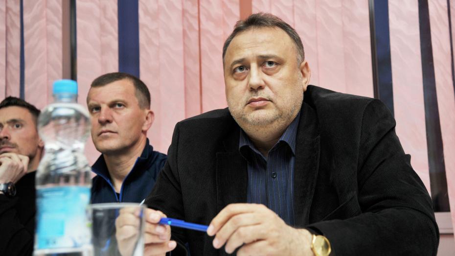 Гендиректор воронежского «Факела»: «За результат Булатова отвечаю я»