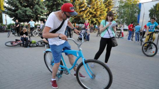 В Воронеже проведут благотворительный велозабег