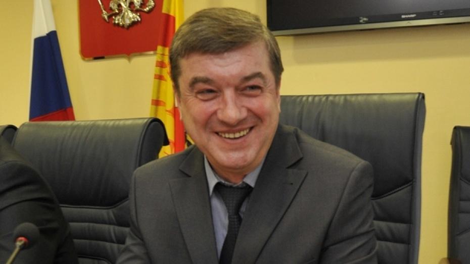 Сергей Колиух стал руководителем областного департамента по развитию предпринимательства