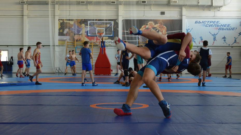 Воспитанники воронежской школы олимпийского резерва приступили к тренировкам в Острогожске