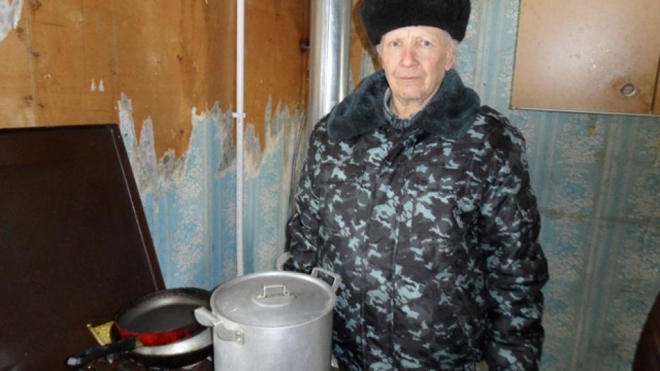 В «неперспективное» село Рамонского района пришел газ