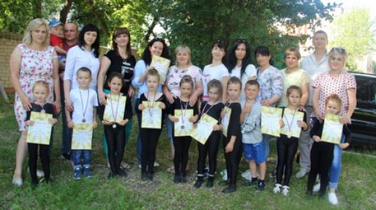 Хохольские танцоры стали лауреатами всероссийского конкурса «Зажигаем лето»