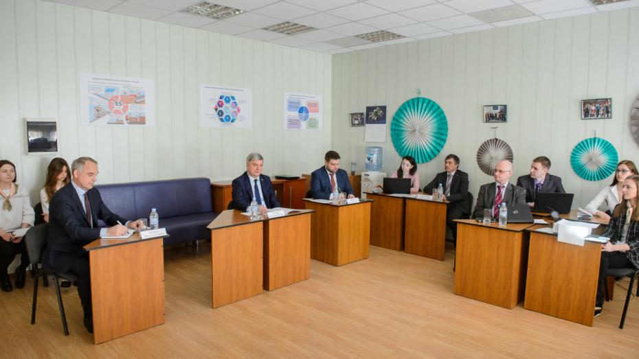 Губернатор о воронежском Центре эффективности: «Мы запустили важные изменения»