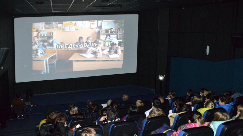 В программу лискинского кинофестиваля «Золотой Лис» вошли 6 работ