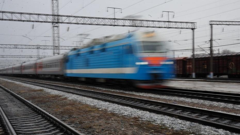 Очевидцы: пассажир угрожал взорвать поезд в Воронежской области