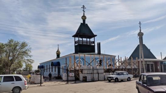 В Таловой в Покровском храме возведут звонницу