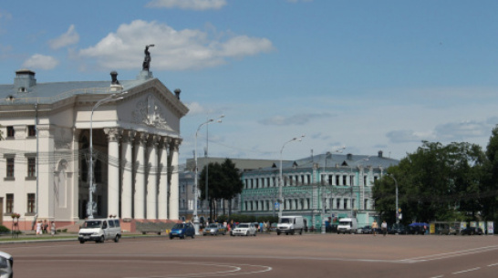 Воронеж и Гомель станут побратимами 3 июля