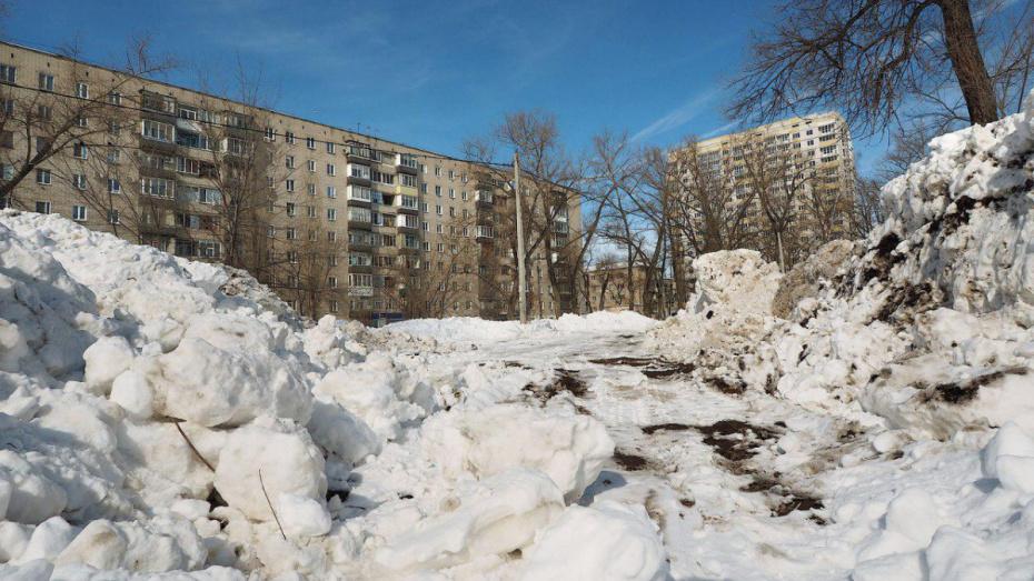В 2019 году в Воронеже благоустроят 78 дворов