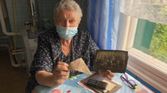 «Спасибо, папочка, за все». Воронежские дети войны – об ушедших на фронт отцах