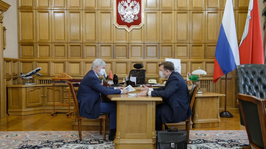 Объем инвестиций в Поворинском районе вырос в 2 раза