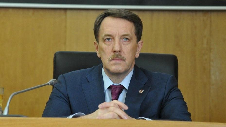 Губернатор Алексей Гордеев: «Признателен воронежцам за доверие»