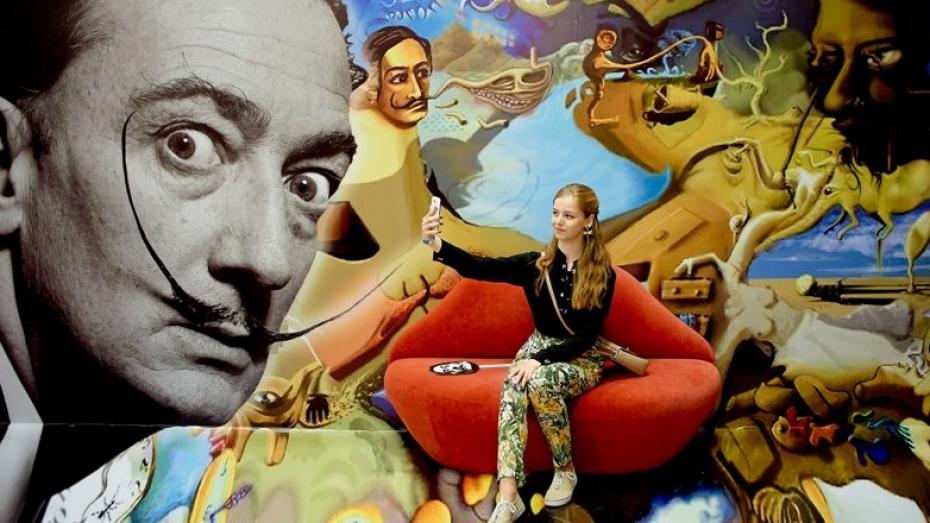 Воронежцы увидят выставку подлинных работ Сальвадора Дали