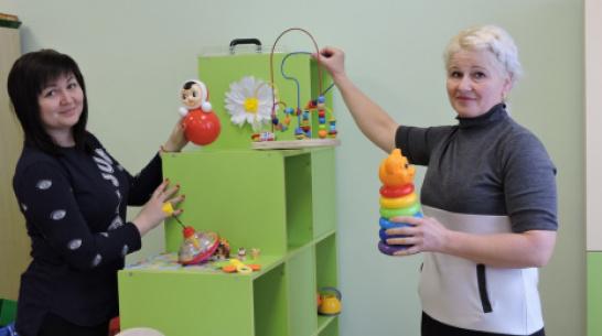 В Кантемировском детском саду №1 открыли ясельную группу
