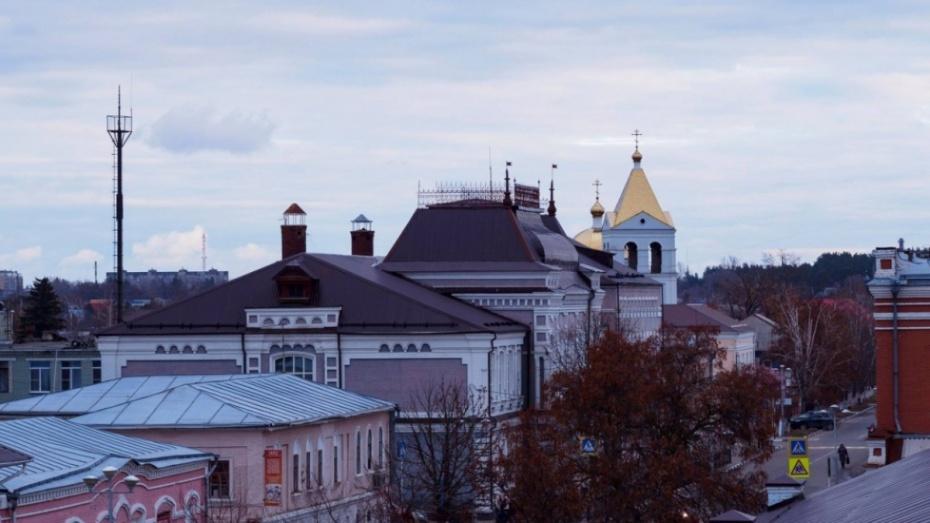 Павловск Воронежской области получил грант на комфортную городскую среду
