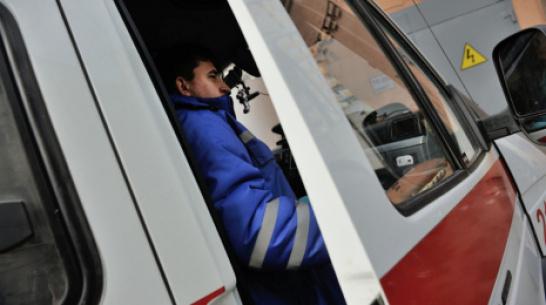 В Терновском районе в ДТП погиб водитель снегоболотохода