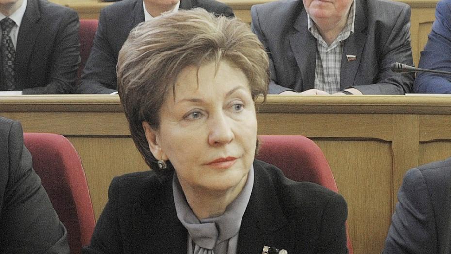 Воронежский сенатор утратила позиции в медиарейтинге после обновления СовФеда