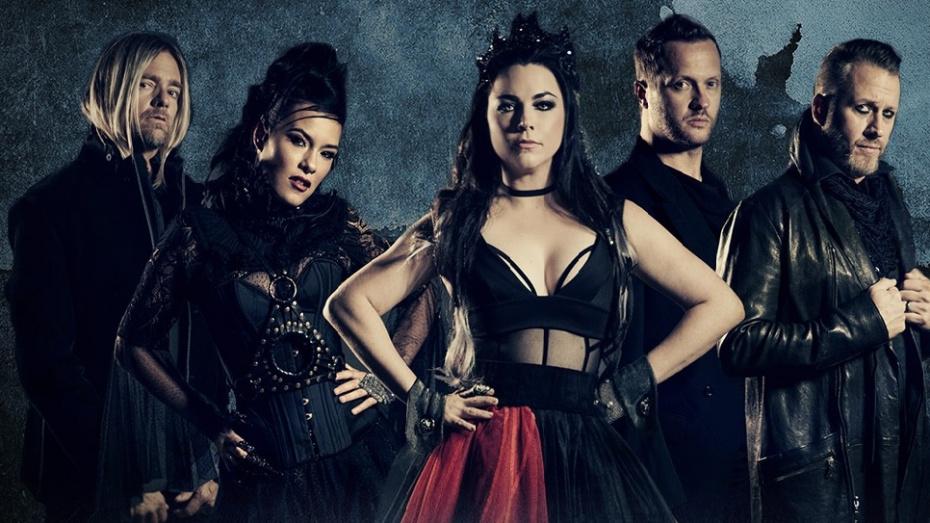Группа Evanescence записала видеообращение после переноса шоу в Воронеже