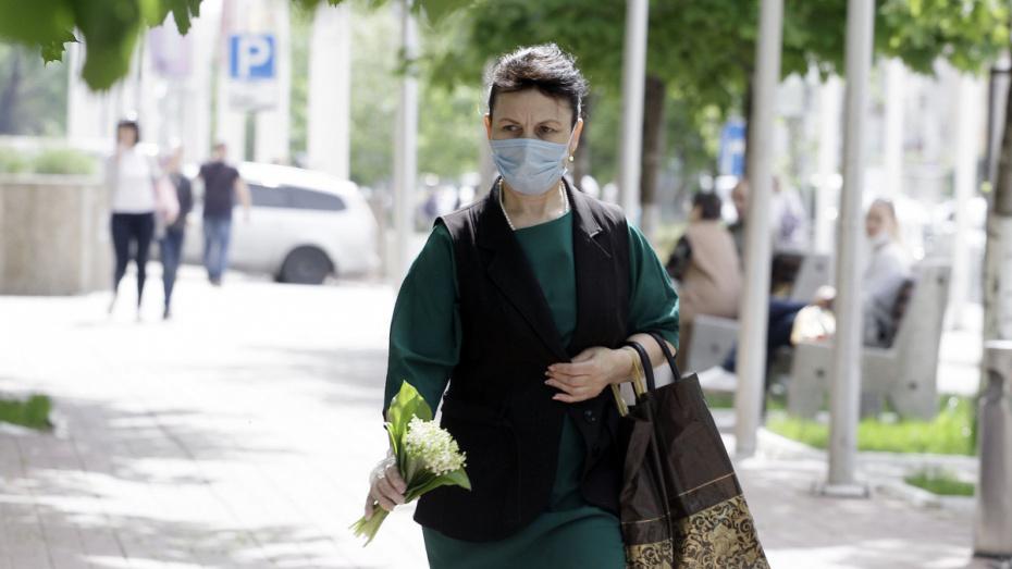Охват тестированием на коронавирус в Воронежской области вырос