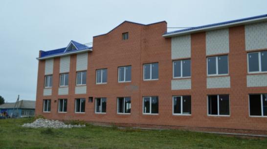 В Терновском районе на ремонт школы-долгостроя потратят 147 млн рублей