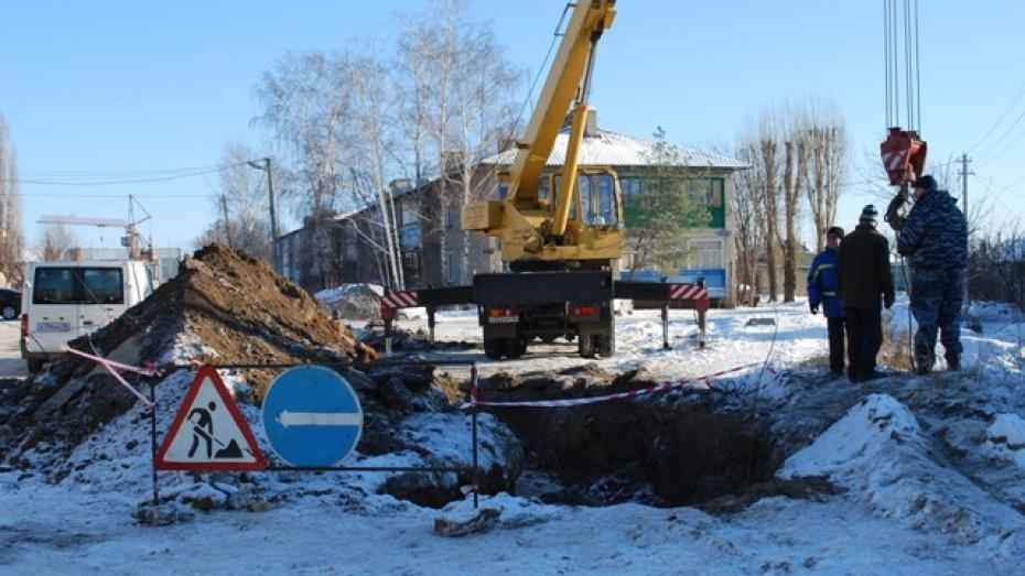 В выходные в Россоши без тепла остались 22 многоквартирных дома