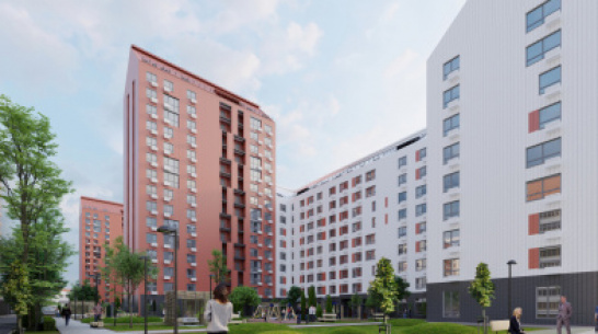 Мэр Воронежа утвердил проект реновации ветхого квартала на улице Ленинградской