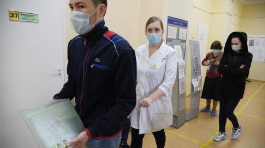Главный санврач Воронежской области назвал районы, лидирующие по количеству заболевших