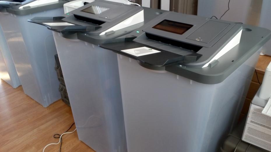 Роботизированными урнами оснастят почти половину избирательных участков в Воронеже