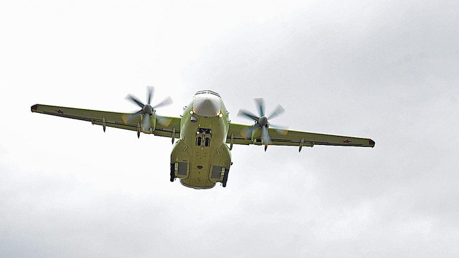 Доработка воронежского Ил-112В займет до 10 месяцев