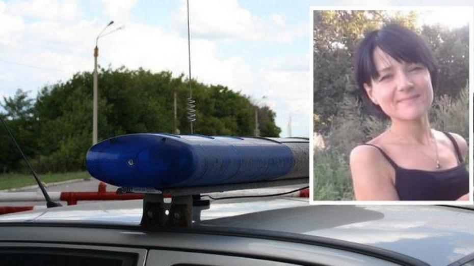 В Воронежской области исчезла мать четырех детей