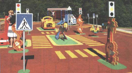 В лискинском селе Высокое для дошкольников сделают тематическую площадку за 2,8 млн рублей